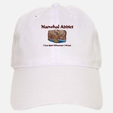 Narwhal Addict Baseball Baseball Cap