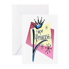 Ice Princess Greeting Cards (Pk of 10)