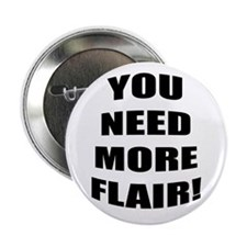 """Office Flair 2.25"""" Button (10 pack)"""