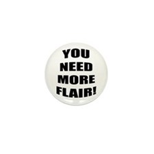 Office Flair Mini Button (10 pack)