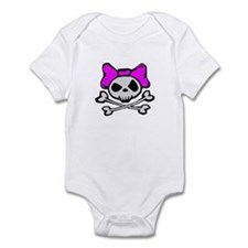 Cute Cute skull Infant Bodysuit