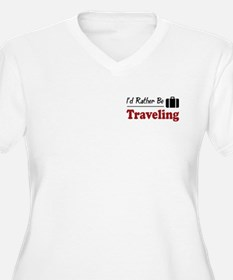 Rather Be Traveling T-Shirt