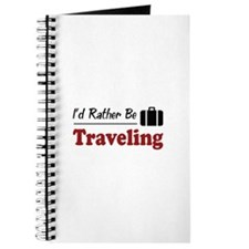 Rather Be Traveling Journal