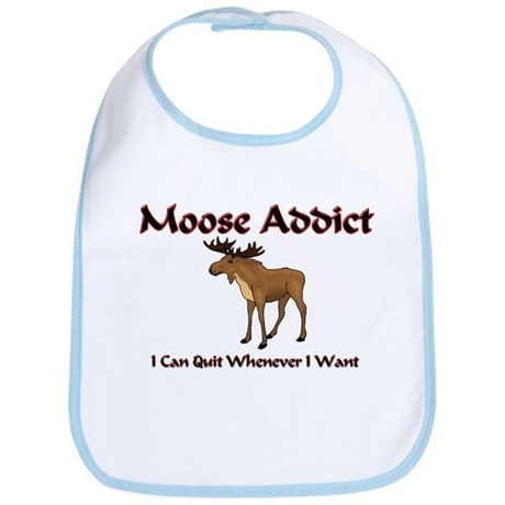 Moose Addict Bib