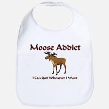 Moose Addict Bib
