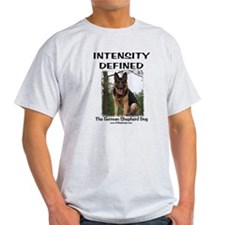 GSD Intensity Defined T-Shirt