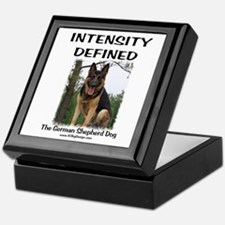 GSD Intensity Defined Keepsake Box
