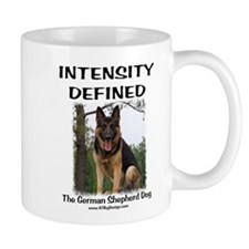 GSD Intensity Defined Coffee Mug