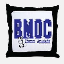 BMOC Throw Pillow
