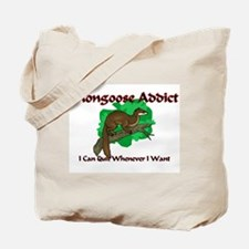 Mongoose Addict Tote Bag