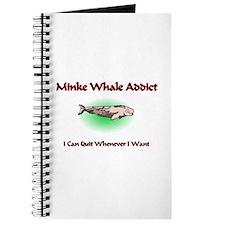 Minke Whale Addict Journal