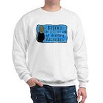 Faith Deny Reality Heavy Sweatshirt