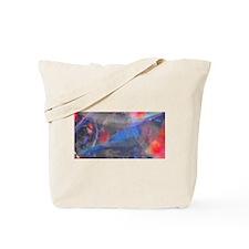 Hiding Bird Tote Bag