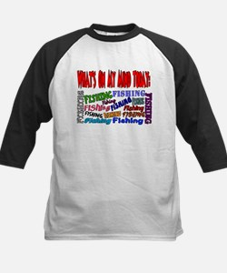 On my mind today FISHING Tee