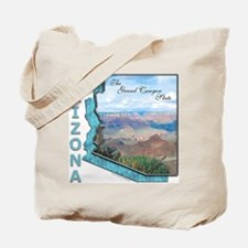 Arizona - Grand Canyon State Tote Bag