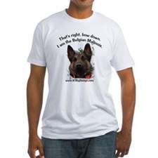 Bow Down Belgian Malinois Shirt