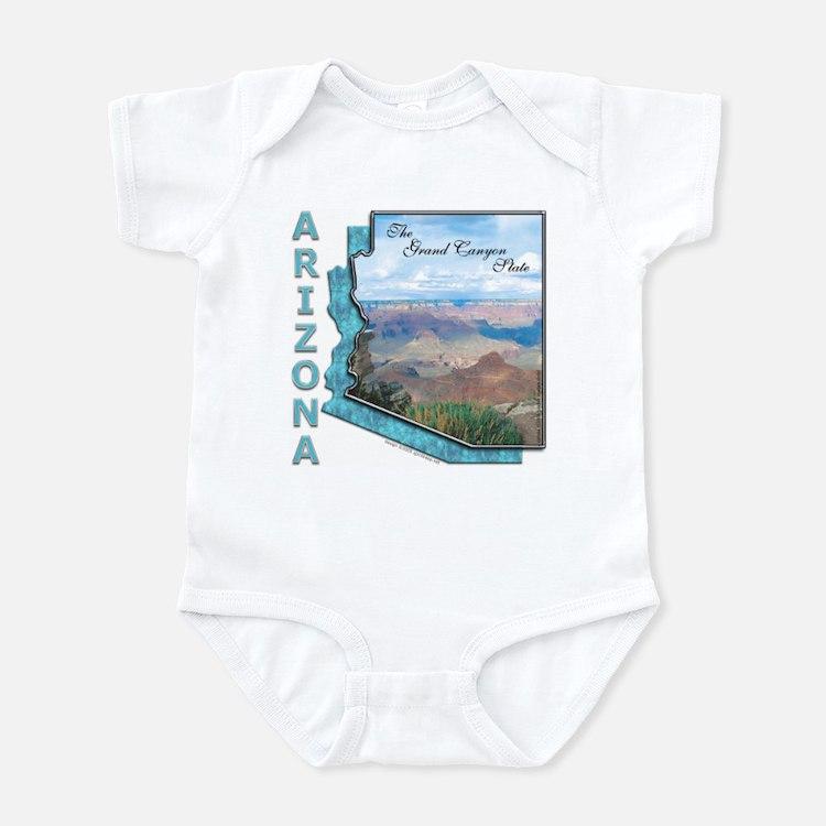 Arizona - Grand Canyon State Baby/Infant Creeper