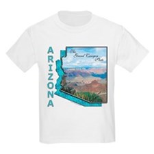 Arizona - Grand Canyon State Kids T-Shirt