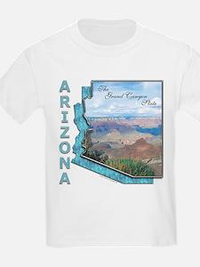 Arizona - Grand Canyon State Kids T-Shirt
