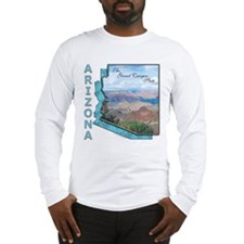 Arizona - Grand Canyon State Long Sleeve T-Shirt