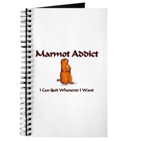 Marmot Addict Journal