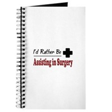 Rather Be Assisting in Surgery Journal