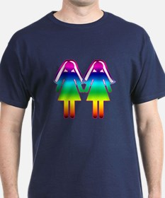 Rainbow Brides T-Shirt