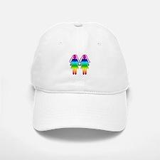 Rainbow Brides Baseball Baseball Cap