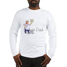 Italian Dad Long Sleeve T-Shirt