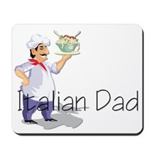 Italian Dad Mousepad