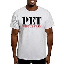 Pet Rescue Team T-Shirt