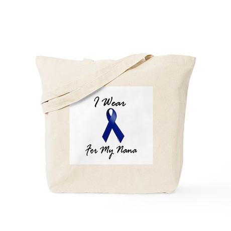 I Wear Blue For My Nana 1 Tote Bag