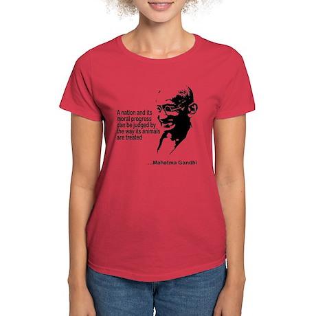 Animal Rights Women's Dark T-Shirt