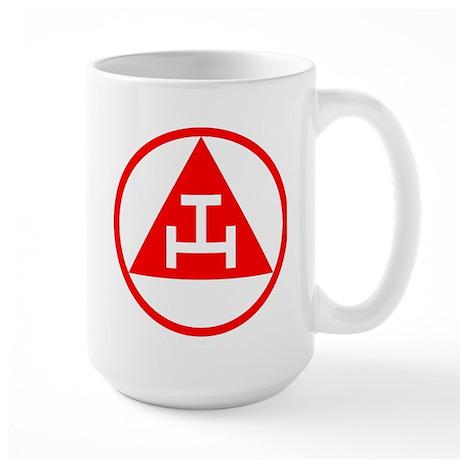 Royal Arch Mason Large Mug