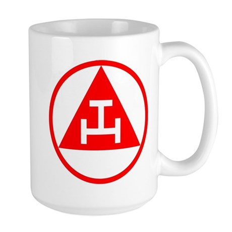 Royal Arch Mason Large Mug