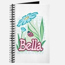 Bella Ladybug Flower Journal