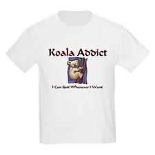 Koala Addict T-Shirt