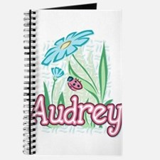 Audrey Ladybug Flower Journal