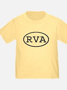 RVA Oval T