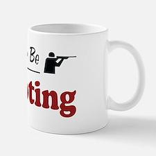 Rather Be Shooting Small Small Mug