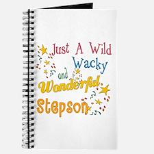 Wild Wacky Stepson Journal