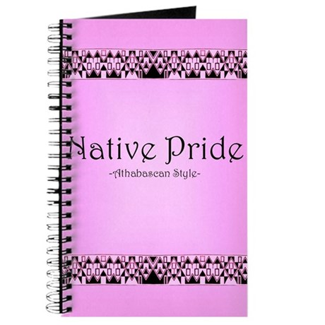 Native Pride Athabascan Style Journal