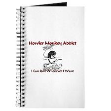 Howler Monkey Addict Journal