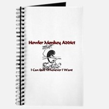 Howler Monkey Addict Journal