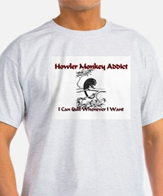 Howler Monkey Addict T-Shirt