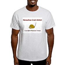 Horseshoe Crab Addict T-Shirt