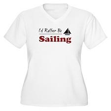 Rather Be Sailing T-Shirt