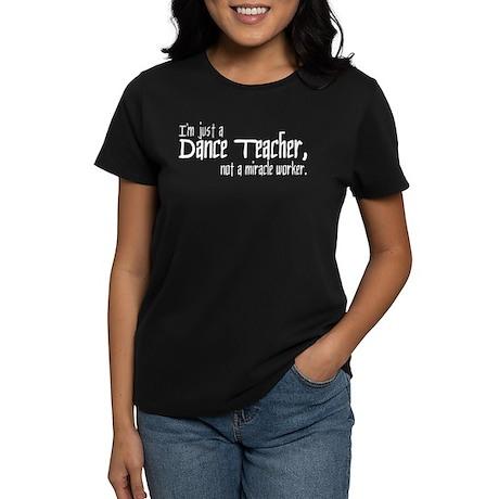 Dance Teacher Women's Dark T-Shirt