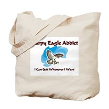 Harpy Eagle Addict Tote Bag