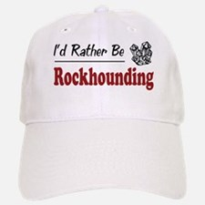 Rather Be Rockhounding Hat